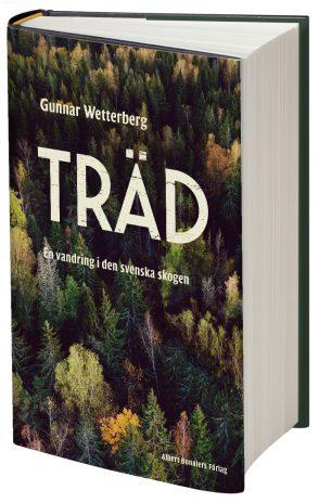 Boken Träd av Gunnar Wetterberg.