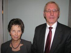 Kerstin Niblaeus och Bo Andersson