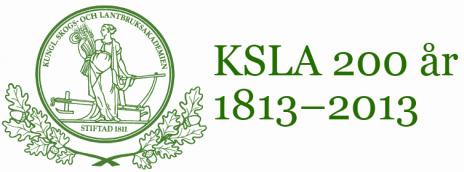 KSLA emblem 200 o 1813-2013 t h