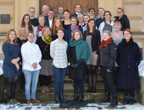 Deltagare, arrangörer och jury KSLA:s caseutmaning 2016