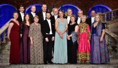 Pristagare/Laureates.